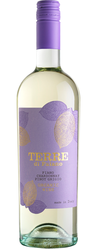 This wine displays delicate aromas of lemon-lime, peach, almonds and honeysuckle. The palate is zesty, crispy and refreshing, with a perfect balance of fruit and acidity, and a long and persistent finish. It is perfect on its own or excellent to accompany white meats, fish and pasta with white sauces.